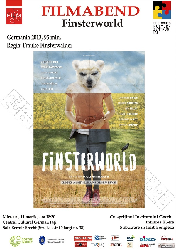 Afis - Finsterworld-seara-de-film-german-iasi-2015