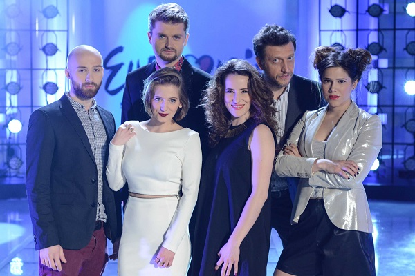 Blue Noise, Eurovision 2015