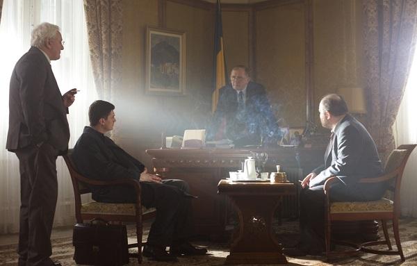 Dan Condurache, Emilian Oprea, Virgil Ogasanu si Mihai Constantin in De ce eu-foto-2015