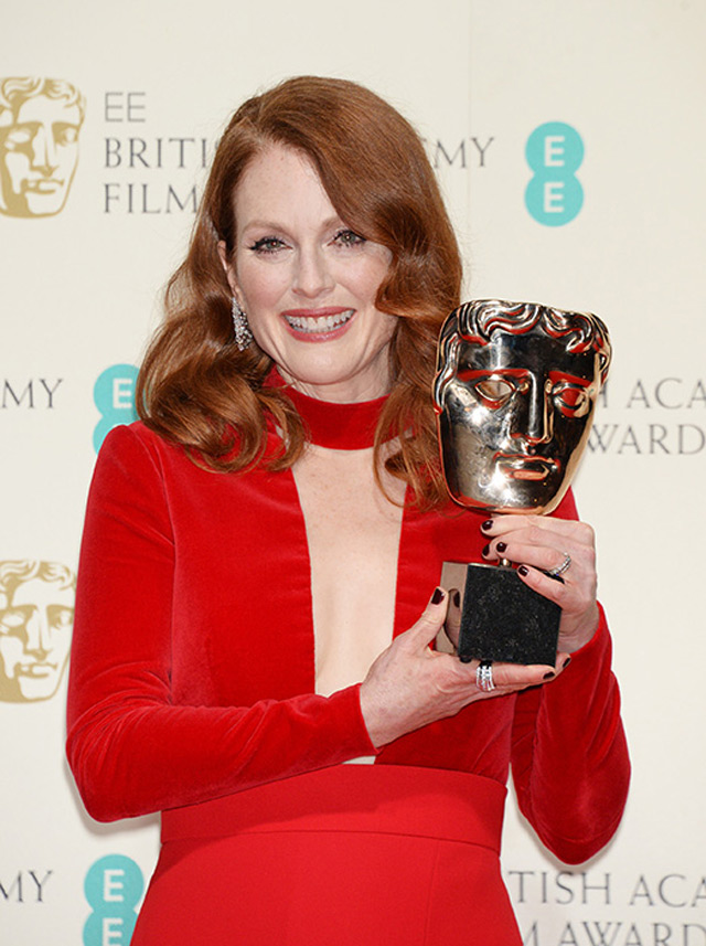Julianne-Moore-bafta 2015