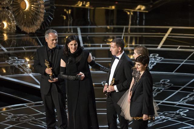 """câştigătorului Oscarului pentru cel mai bun documentar, """"Citizenfour"""""""