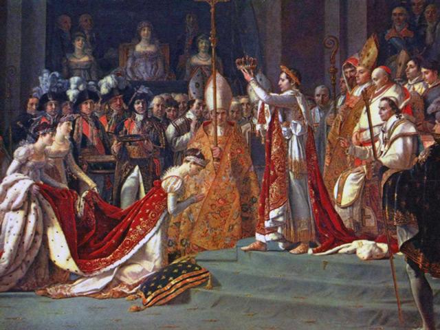 incoronare-napoleon