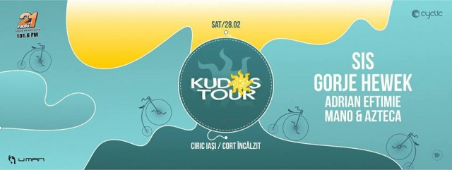 kudis tour-feb 2015