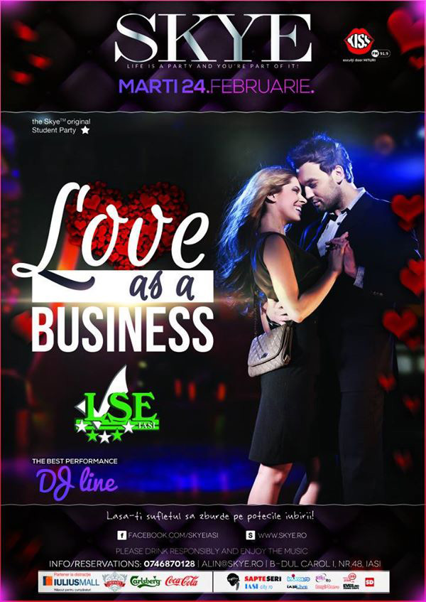 love-as-a-business
