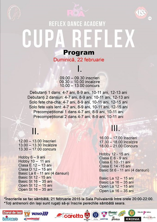 program 22 feb