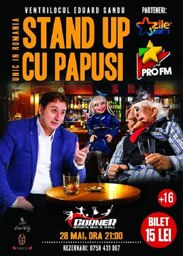 stand up papusi