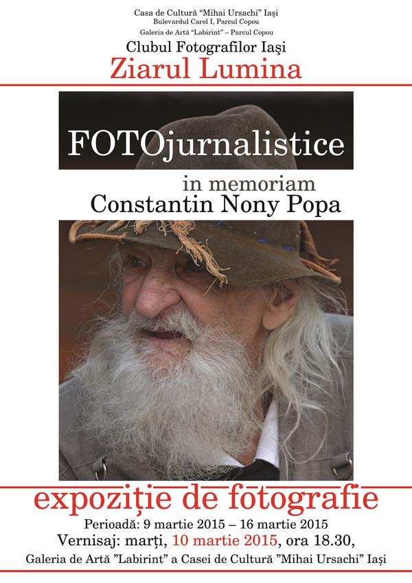AFIS-expozitie Constantin Popa-Nony