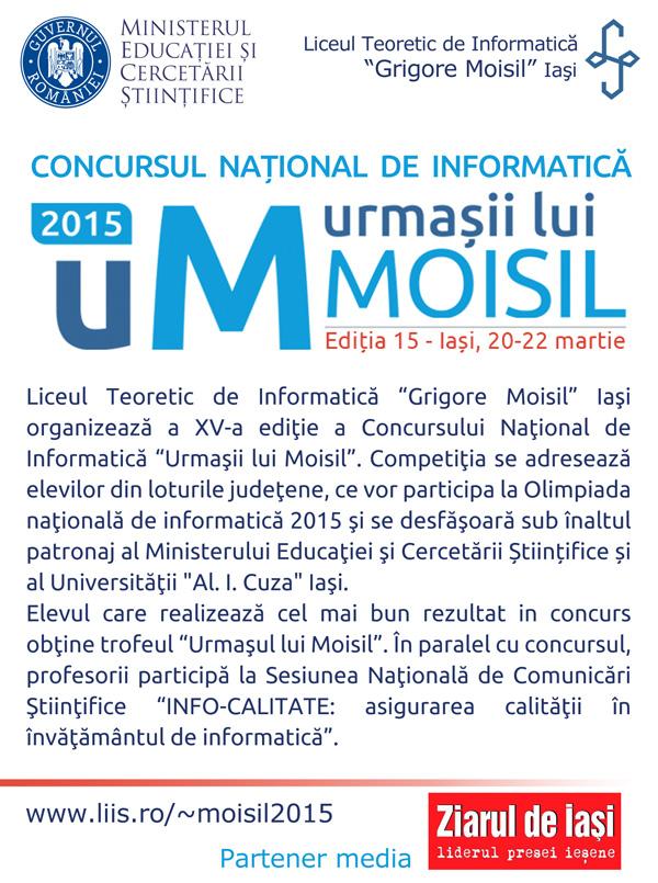 anunt_ziarul_de_iasi_Moisl_