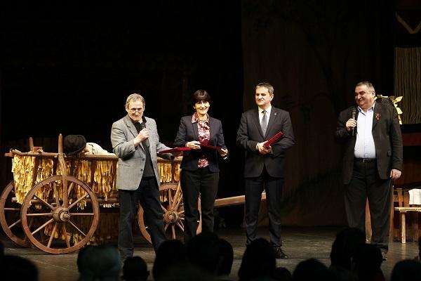 decernare placheta Constantin Brehnescu