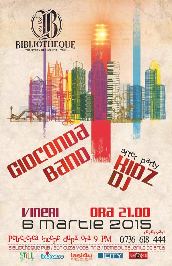 gioconda-band
