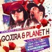 Gojira & Planet H @Dublin Pub