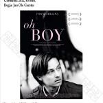 Afis - Oh Boy-seara de film german