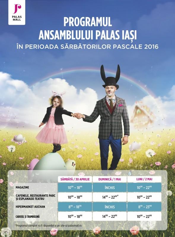 Programul Palas Mall