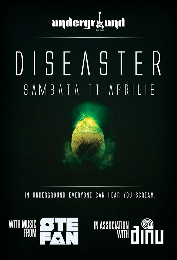 diseaster-underground