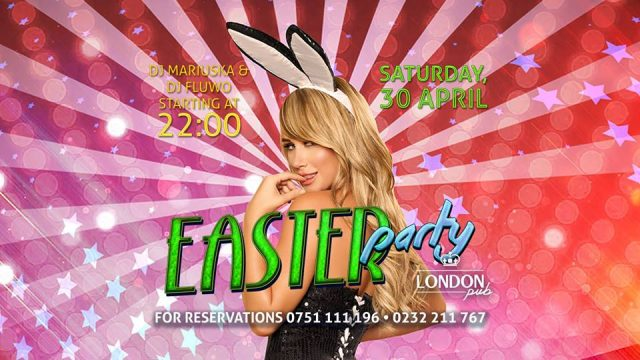 easter party london