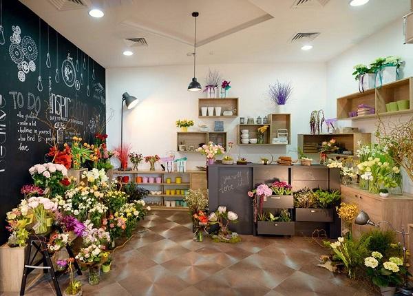 saria palas mall iasi foto magazin flori