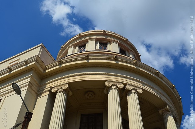Biblioteca Centrala Universitara Mihai Eminescu Iasi