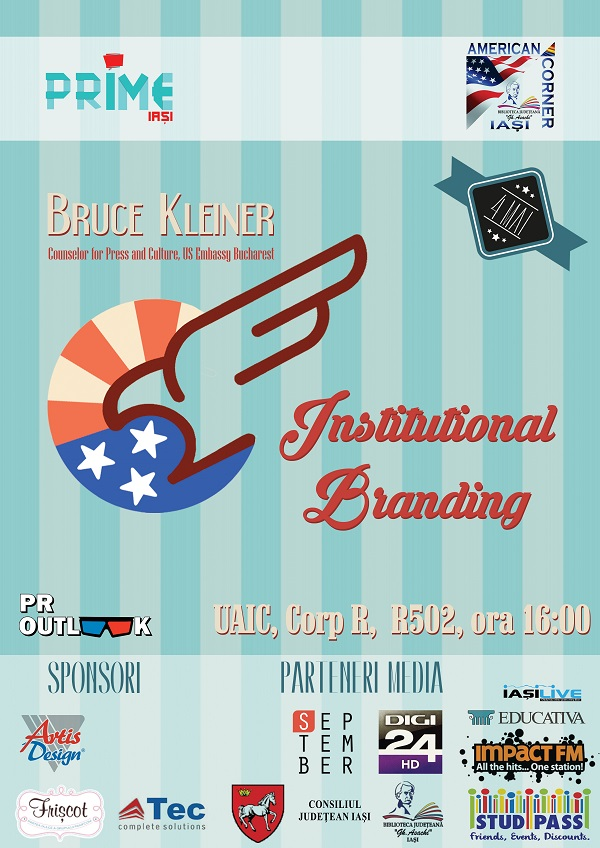 Institutional Branding - PR OUTLook