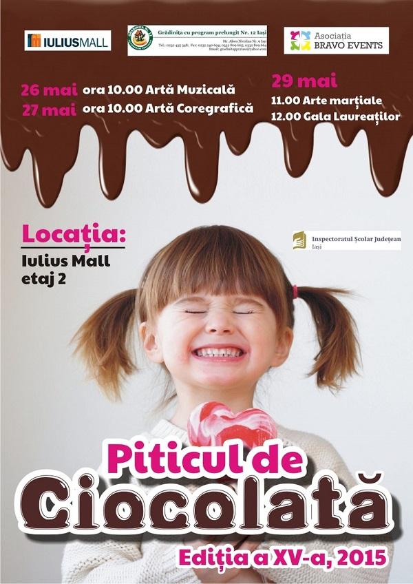 Piticul de ciocolata