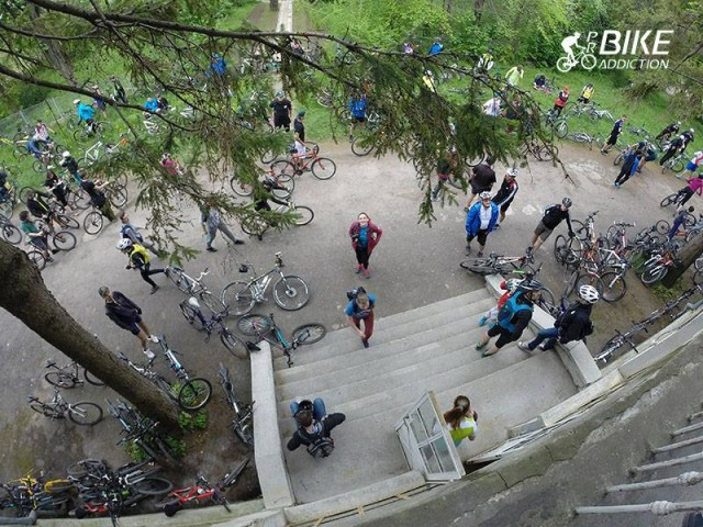 palat sturdza-cicloturism