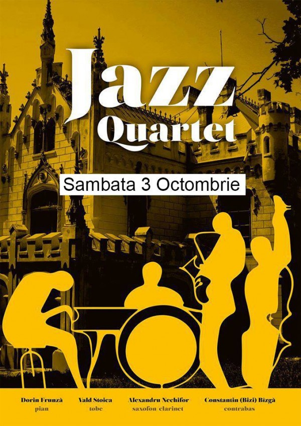jazz quartet - 3 oct
