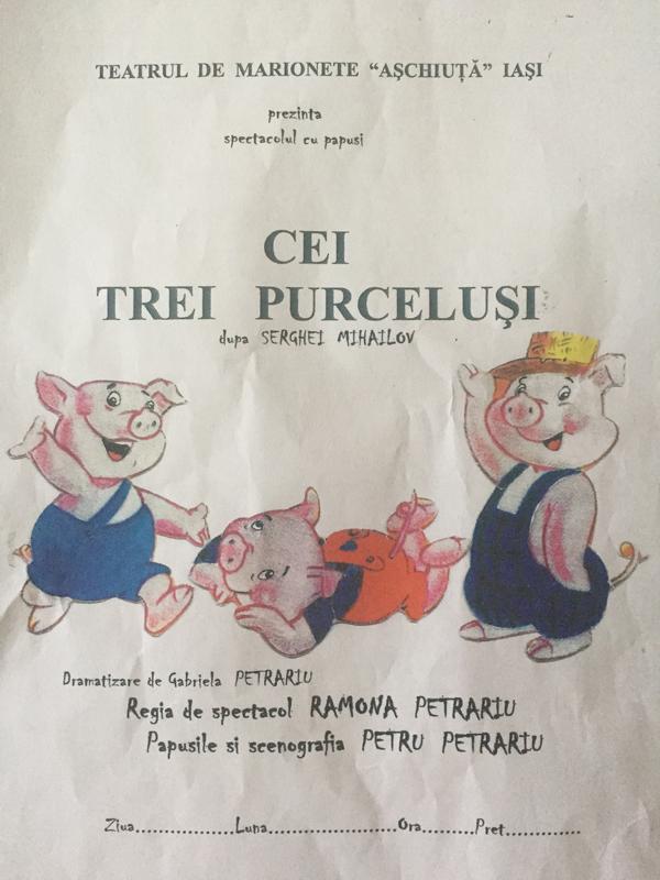 cei-trei-purcelusi
