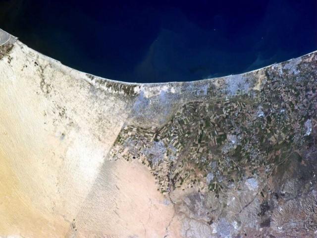 granita egipt-israel