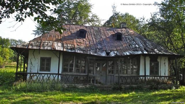Casa Enescu de la Mihaileni