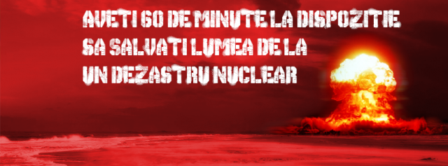 nuclear escape room
