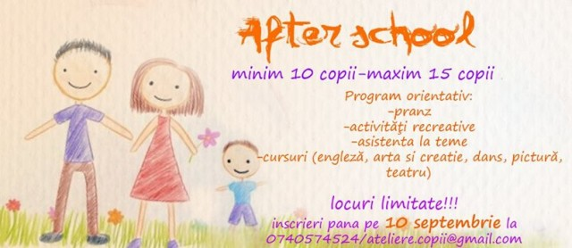 after school-portocal