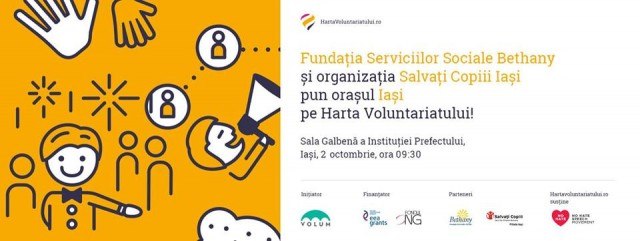 harta voluntariat iasi