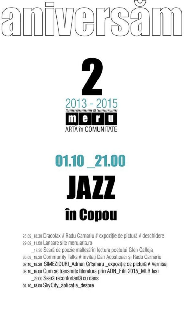 jazz copou-meru