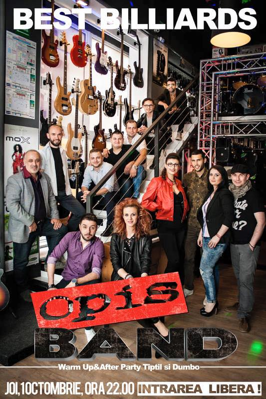 opis band