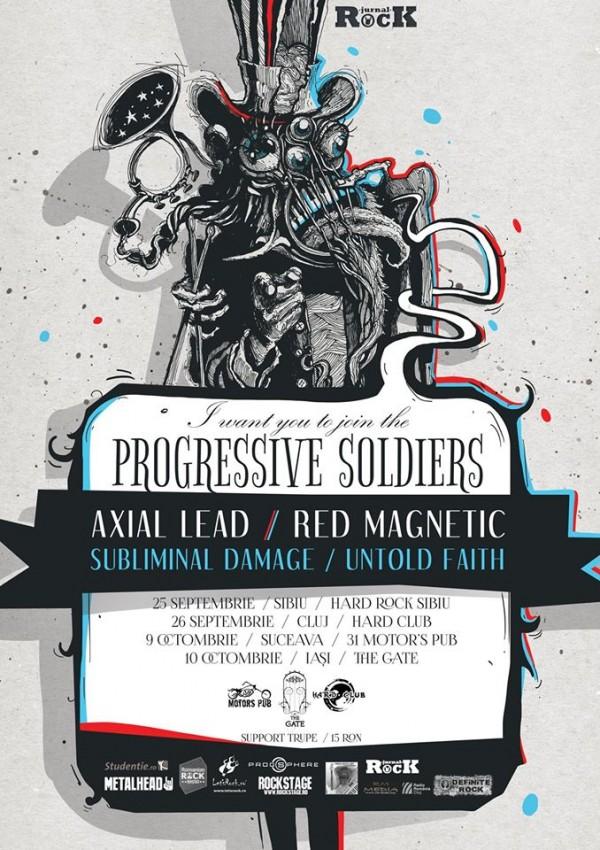 progressive soldiers