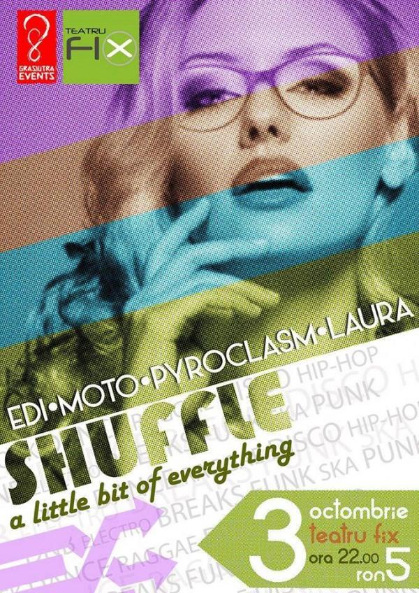 shuffle party-fix