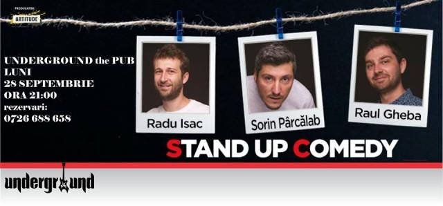 stand up-underground