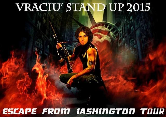 vraciu stand up