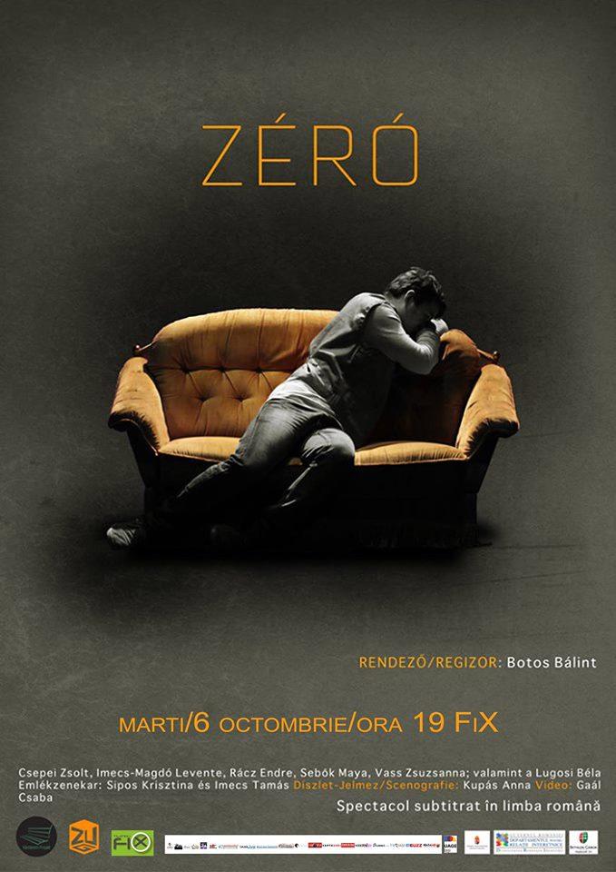 zero teatru fix