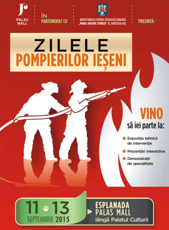 zilele pompierilor