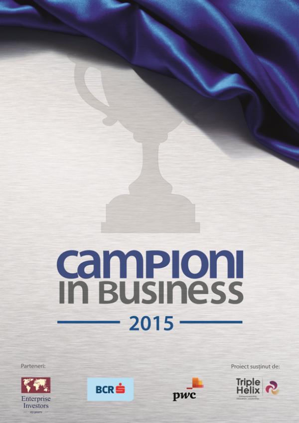 Campioni în Business