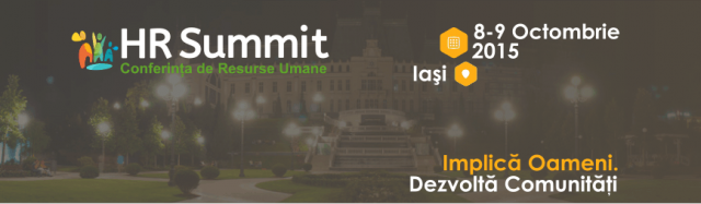 Macheta HR Summit Iasi