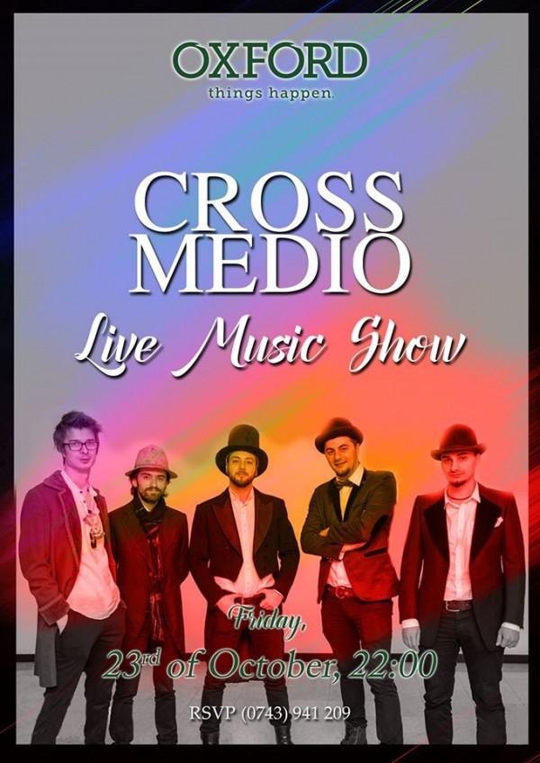 cross medio-oxford