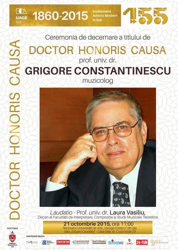 grigore honoris