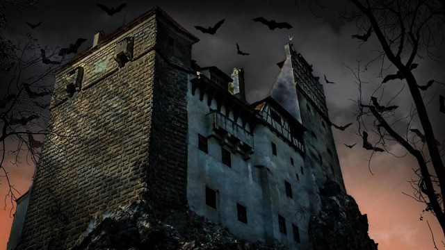halloween -bran castel