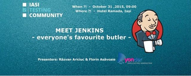meet jenkins-itc