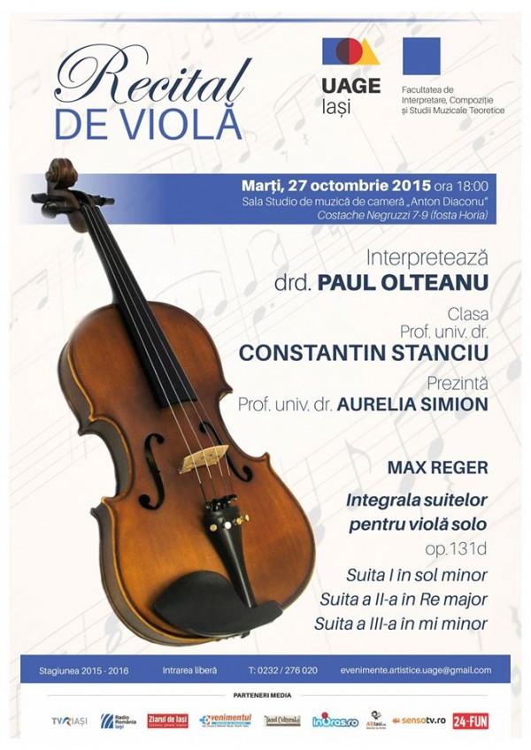 recital viola