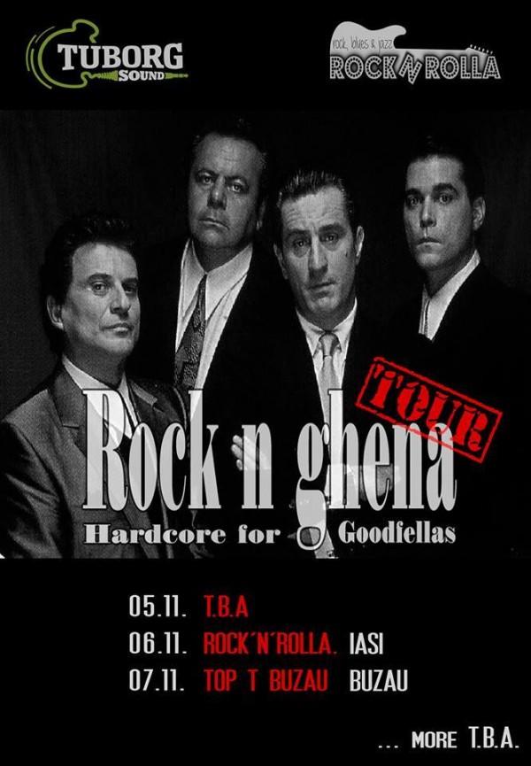 rock in ghena