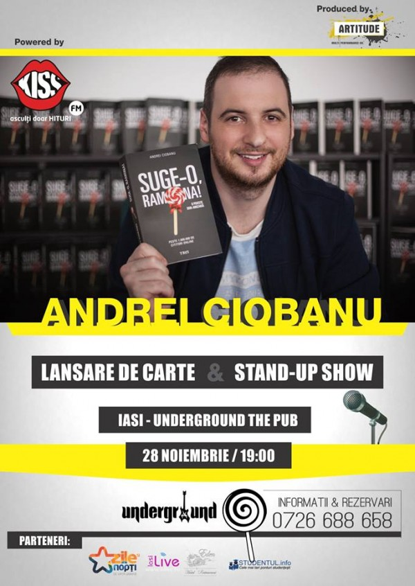stand up-suge-o ramona