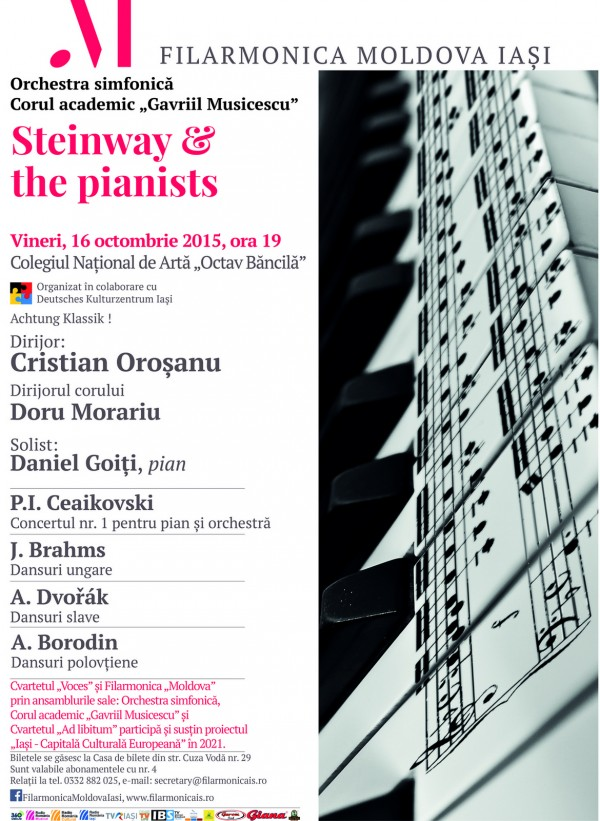 stenway pianists