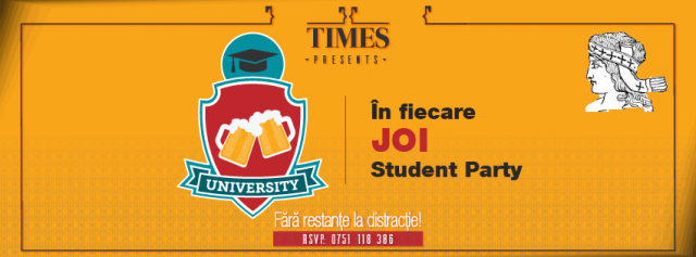 student party-times